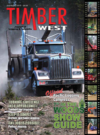 TimberWest Cover